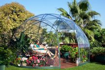 Geodesic Dome, eco buildings