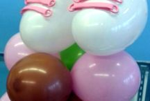 bases de globos