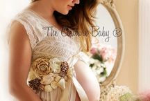 Pregnancy Dress for photo session