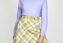 Vintage Summer Skirts