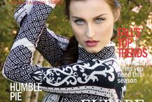 City Style and Living Magazine Covers / Award winning City Style and Living Magazine canada front Cover images