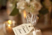 Favors and wrap