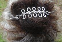 Wire - do vlasů