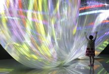Interactive Experiential / Immersive art that involve the senses / by Z. E. L.