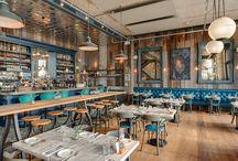 Restaurant bar ontwerp