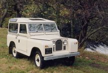 Land Rover / This is all about the Land Rover. / by Rob Offerman