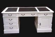 Bureau / Dressing tables / landelijke meubels, onze eigen meubellijn country style furniture, our own furniture line