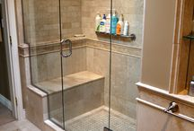 Master Shower Remodel / by Becky Sorrentino