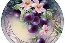 Тарелки..вазы