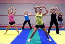 workouts / by Nikki Luker Lamaster