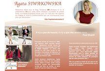 Agata SIWAKOWSKA / C2LAURE représente Agata Siwakowska en qualité d'agent artistique et attachée de presse.  http://agatasiwakowska.fr/bio/