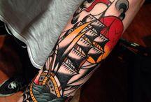 pirates tatto