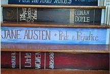 Great books / Ezen a táblán jó könyvek képei láthatóak