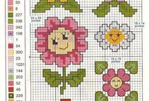 Cross stitch and Embroidery / by Jacqueline Whitford Thies