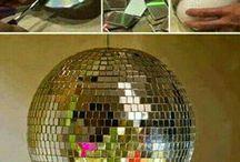 Basteln mit CDs