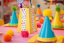 Kids table setting & decor ideas