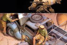 Maschinen Krieger - Ma.K