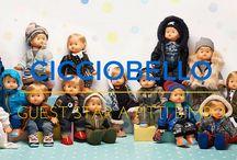 PITTI BIMBO 82- Evento Cicciobello / il salone internazionale del #childrenswear, piattaforma di riferimento per presentare le nuove tendenze del #lifestyle legate alla moda bimbo.