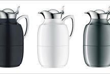 Alfi / Alfi es líder en el mercado de las jarras térmicas de calidad Premium.  Es una marca imprescindible en las tiendas especializadas, así como en los mejores hoteles y los negocios de catering.