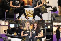 Exhibition Girls ICE Gaming 2015 / Exhibition Girls Exhibition Staff at ICE Gaming 2015