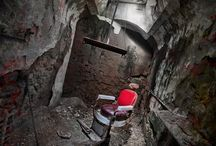 Around The World (Haunted - Abandoned) / Haunted or supposedly haunted and/or abandoned places