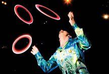 Techniek - jongleren / Leuke links, filmpjes en plaatjes over jongleren