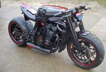 Street Fighter Motorcycles