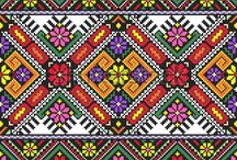 Ukrainian patterns