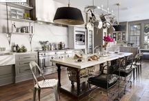 Kitchens / by Andrea Morgan