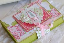 Cards, Scrapbooking Ideas and Crafts / by Nicole Coppinger