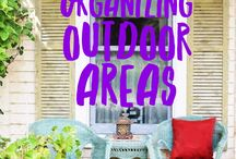 Outdoor Organizing