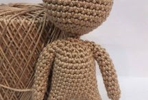 mis patrones Naima crochet handmade