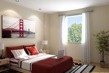 Perspectives 3D intérieures / Perspectives 3D d'intérieur, réalisées pour le compte de promoteurs, architectes, et constructeurs de maisons individuelles.