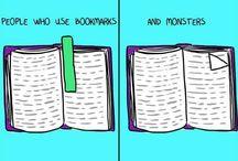 BOOKS / Cose sui libri e sulla lettura...