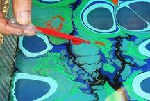 Malowanie na ubraniach