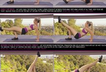 Butt workouts / ;) / by Tiara Conley