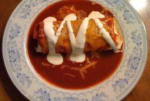 homemade burritoes / by Rinka