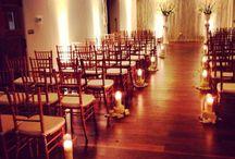 Symphony of Glamour by La Petite Fleur / Real Philadelphia Wedding, designed by La Petite Fleur http://www.lapetiteevents.com