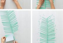 Cute DIYs / This is my fav DIY board ever I am thinking of heap Of ideas for my room my fav is the paper plants they are just super adorable don,t you think