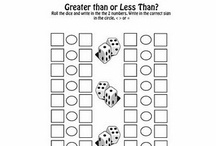 Kindergarten--Math--Number Concepts / by Amber Bilow