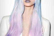 colored hair don't care
