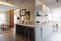 Decor | Cozinhas abertas