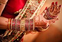Indian Bridal Bangles / Get latest bangles photos here. / by Pooja Rajput