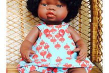 Miniland Dolls at Shorties