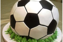 Football cakes / Ideas