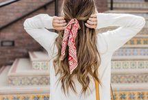 × Hair style ×