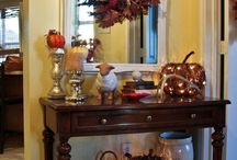 fall decor!!!!!!!!!!!!!!!! / by Jennifer Giambanco