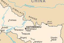 Autour du Népal