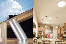 Roofing light