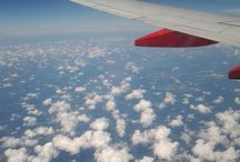 From the window seat! / by Mary Woodford